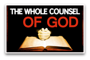 whole counsel